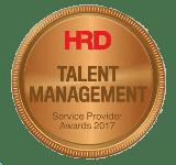HRD Talent Management Service Provider Award 2017