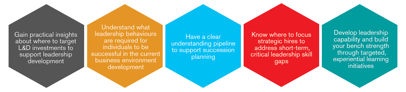 Data driven approach to leadership planning