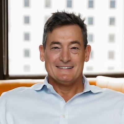 CEO Mark Steyn