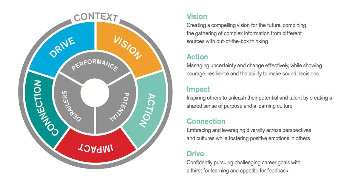 Hudson Leadership Model