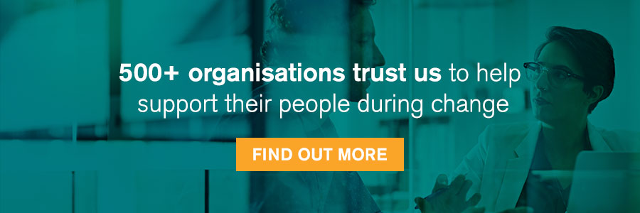 500 plus organisations trust Hudson